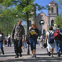 College Campus :: Community College of Denver