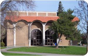 College Building :: Solano Community College