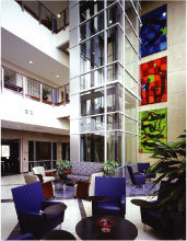College Tech Lobby :: Midlands Technical College
