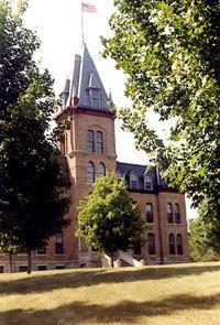University Building :: St Olaf College