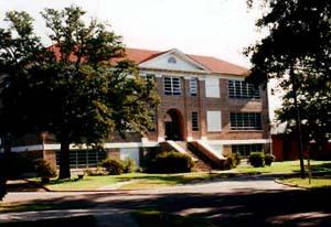 College Building :: Pearl River Community College