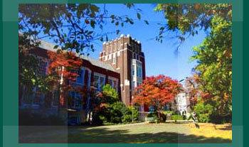 College Building :: Jacksonville University