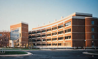 College Building :: Johns Hopkins University