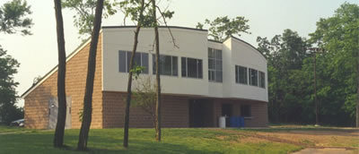 College Building :: Hagerstown Community College