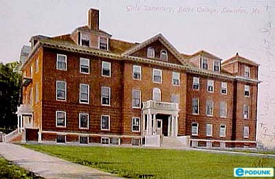 College Building :: Bates College