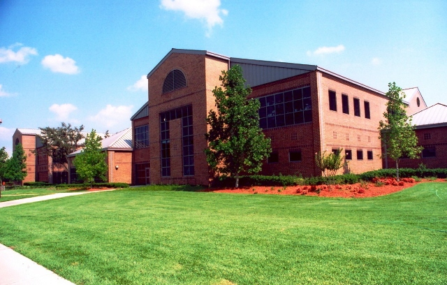 College Building :: Tallahassee Community College