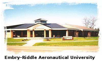 College Building :: Embry-Riddle Aeronautical University-Daytona Beach