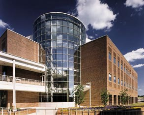 College Building :: Prince George's Community College