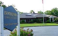 College Building :: Polk State College