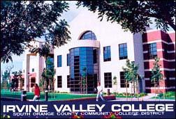 College Building :: Irvine Valley College