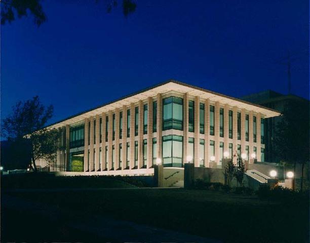 College Building :: Harvey Mudd College