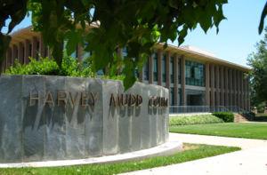 College Entrance :: Harvey Mudd College