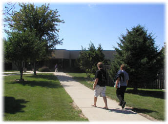 College Building :: Marshalltown Community College