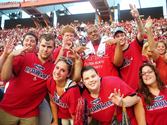 School Spirit :: Florida Atlantic University