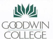 College Logo :: Goodwin College