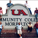 College Building :: University of Arkansas Community College-Morrilton