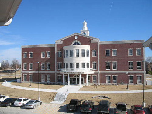 College Library :: Rogers State University