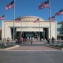 President George Bush library :: Texas A & M University-College Station