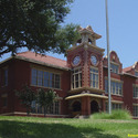 College Old Main Building :: Blinn College
