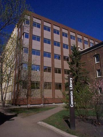 College Library :: Cameron University