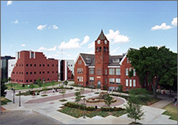 College Campus :: University of Central Oklahoma