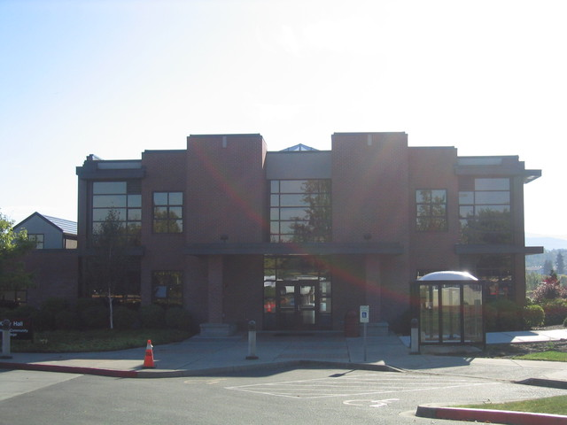 College Building :: Whatcom Community College