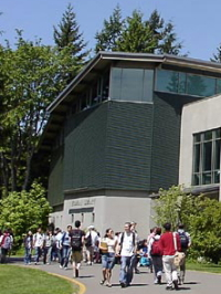 college Campus :: Green River College
