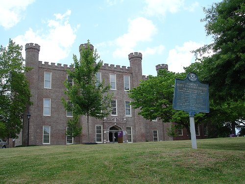 Wesleyan Hall :: University of North Alabama