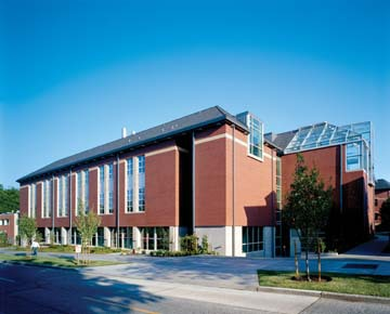 College science Laborartry Building :: Seattle Pacific University