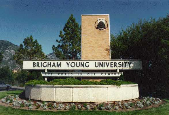 College Entrence :: Brigham Young University-Provo