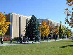 College Micro Electronic building :: Brigham Young University-Provo