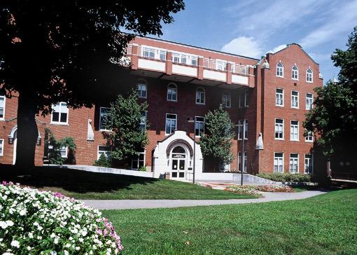 College Acadamic Centre :: Providence College