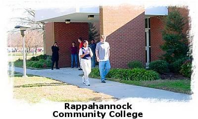 College Campus :: Rappahannock Community College