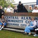 College entrance :: Central Alabama Community College