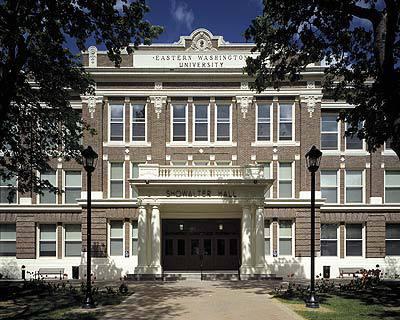 college Building :: Eastern Washington University
