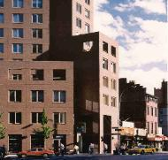 College Building :: Cooper Union for the Advancement of Science and Art