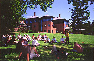 College Campus :: Champlain College