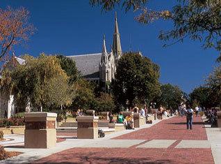 College Campus :: Creighton University