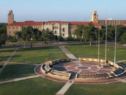 College Campus :: Texas Tech University