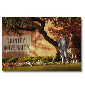 College Entrence :: Trinity University