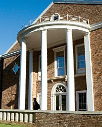 College Building :: Tyler Junior College