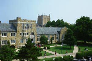College Campus :: University of Tulsa