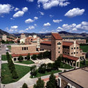 Campus building :: University of Colorado Boulder