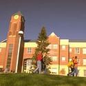 College Campus :: Dana College