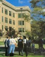College Building :: West Texas A & M University