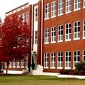 College Building :: Langston University