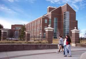 Ross Hall :: University of Northern Colorado