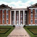 College Building :: William Jewell College