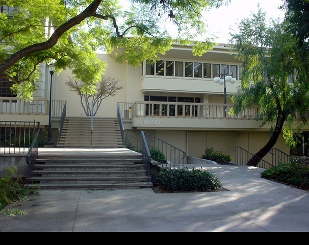 College Library :: Occidental College