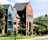 College CAmpus :: Western Oregon University